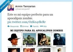 Enlace a Este es el equipo perfecto para el apocalipsis zombie por @franciskojavi97