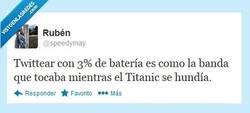 Enlace a Soy como el titanic por @speedymay