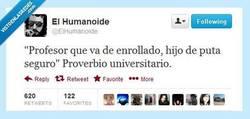 Enlace a Son los peores por @elhumanoide