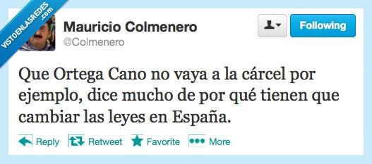 españa,justicia,ortega cano,twitter
