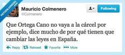 Enlace a Así está la justicia en España según @Colmenero