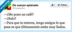 Enlace a Sin amigos, no mientas @cucarachis