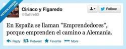 Enlace a Emprendedores en España por @salitre83