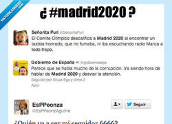 Enlace a #Madrid2020, así nos va