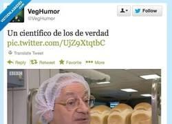 Enlace a Tiene un doctorado en Levadurología Aplicada por @veghumor