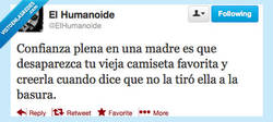 Enlace a Lo siento, pero yo desconfío por @elhumanoide