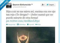 Enlace a Seguro que es por tus amigos esos con los que te juntas por @sauronenfurecido