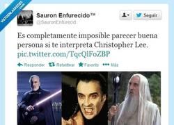 Enlace a Que soy buena gente, en serio por @SauronEnfurecid
