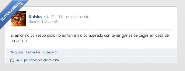 amigo,amor,cagar,facebook,raisins