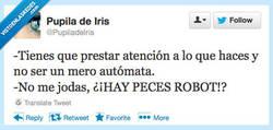 Enlace a Un mero autómata por @pupiladeIris