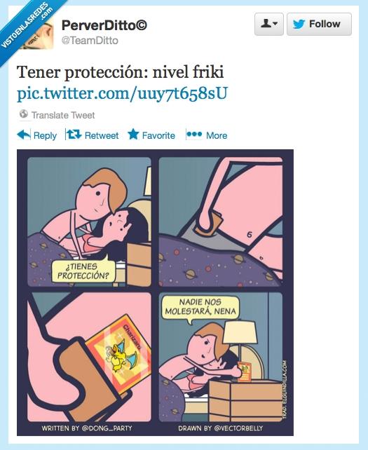 carta,Charizard,Friki,Nivel,Pokémon,Protección,targeta,Twitter
