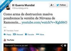 Enlace a Destrucción asegurada por @3mundialguerra