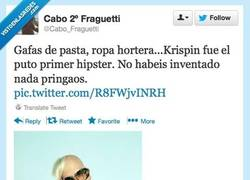 Enlace a El primer hipster por @cabo_fraguetti