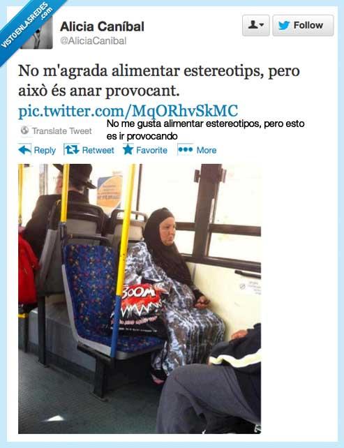 arabe,bomba,boom,estereotipo,mora,musulmana