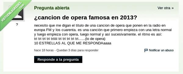 inutil,musica,ópera,titititi,yahoo