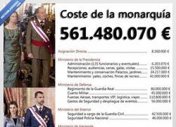 Enlace a ¿Cuánto cuesta la monarquía?
