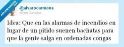 Enlace a Abandonen el edificio, por favor por @alvarocarmona