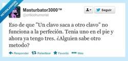 Enlace a Pablito clavó un clavito... por @criticohumorist