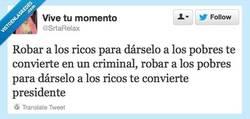Enlace a Robar y robar por @SrtaRelax