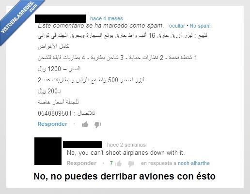 arabe,aviones,derribar,láser,quemar,terroristas