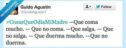 Enlace a Cosas que odia mi madre por @GuidoAgustin7