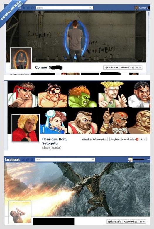 friki,gamer,portada,portal,street fighter,videojuegos