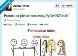 Enlace a ¡Decid Patataaaa! por @zorrajeiter