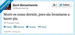 Enlace a Y sin oír a tu padre roncando de fondo por @ZBocachancla