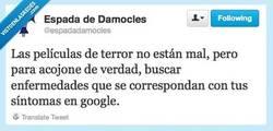 Enlace a Creo que tengo el escorbuto por @espadadamocles