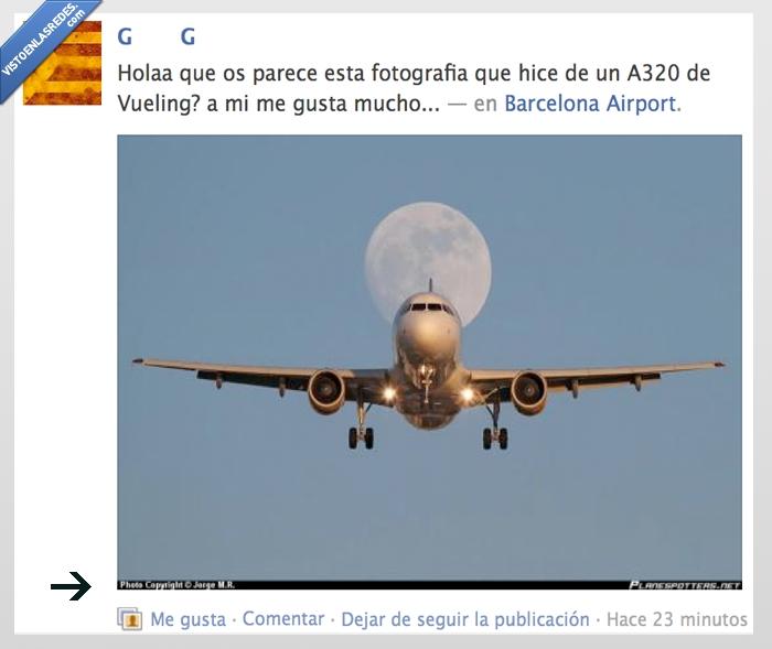 aviones,barcelona,fail,foto,fotografo,marca de agua,pie de foto,robo