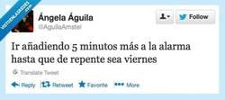 Enlace a Así es como se pasa bien la semana, por @AguilaAmstel