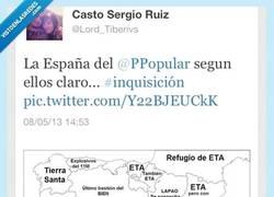 Enlace a Esto es España según el Partido Popular por @lord_tiberivs