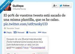 Enlace a Plantilla universal de Twitter por @guillepavos