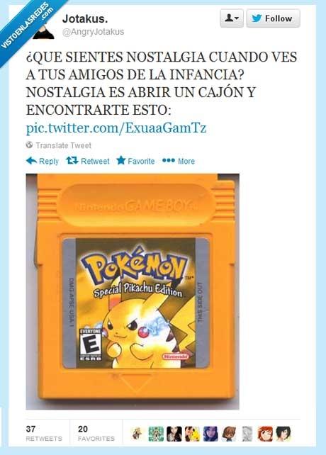 amarillo,infancia,nostalgia,Pokémon