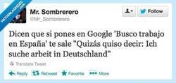 Enlace a Hasta Google te lo deja caer por @mr_sombrerero