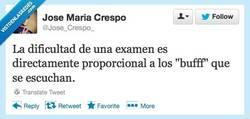 Enlace a Exámenes, acabad ya por @jose_crespo_