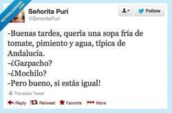 Enlace a Madre mía, cuánto tiempo por @SenoritaPuri