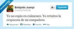 Enlace a Para los exámenes finales @JuanjoTheDude