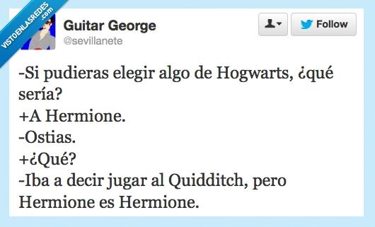 buenorra,harry potter,Hermione,Hogwarts,magia,quidditch