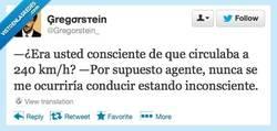 Enlace a Es obvio, agente por @gregorstein_