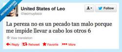 Enlace a De hecho, es bueno por @leomuyloco