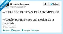 Enlace a Ha vuelto a dejarse la medicación por @sr_parraleslqsa