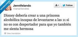 Enlace a Siempre supe que era una princesa por @lamariliendres