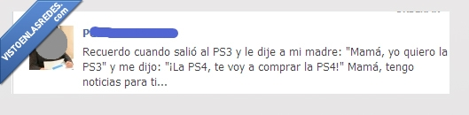 Estado,Facebook,playstation,ps3,PS4