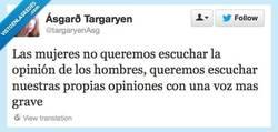 Enlace a Parece que suena mejor por @targaryenasg