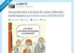 Enlace a Los protocolos deberían cambiar por @albertobando