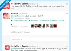 Enlace a ¡Stalin te elijo a ti! por @mediamarkt_es