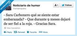 Enlace a Gracias, Sara por @srbanquero