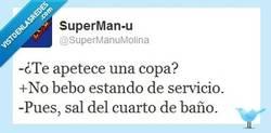 Enlace a Y tira de la cadena por @supermanumolina