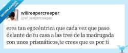 Enlace a No te flipes tanto por @W_reapercreeper